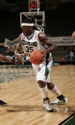 CSU Defeats Green Bay 81-64