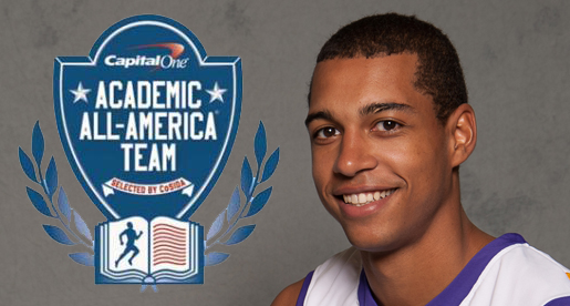 Ogbe earns CoSIDA Academic All-District first-team honors