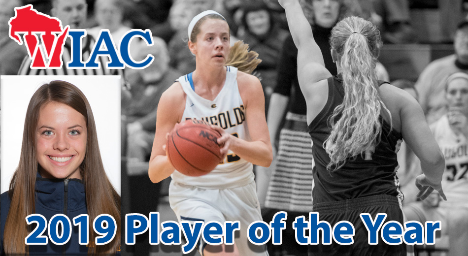 Hoeppner named WIAC Player of the Year