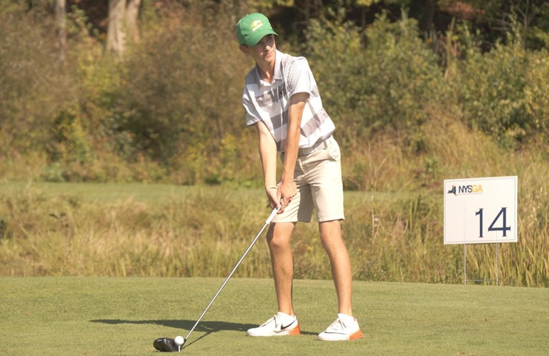 Christy Leads Broncos in 22nd Place after Day One at Webber Classic