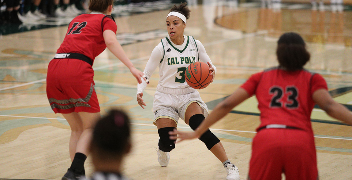 Stanback, Silvestri Lead Cal Poly to Season-Opening Win Over Art U