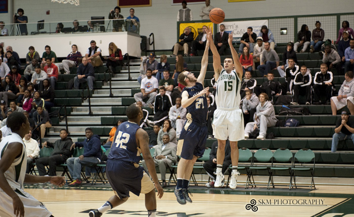 Strong Second Half Leads Mustangs to 82-65 Season-Opening Win Over Gallaudet