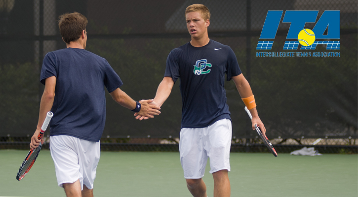 Leborgne, Wadstein Named All-American for Doubles
