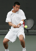 Men's Tennis Drops Tough One to Saint Mary's