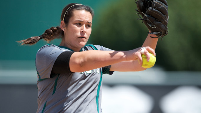BROOKS NAMED BIG SKY PITCHER OF THE WEEK FOR THIRD TIME THIS YEAR