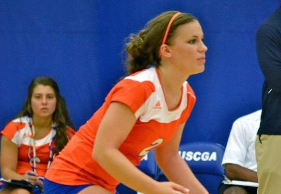 Volleyball Wins Bear Classic Opener