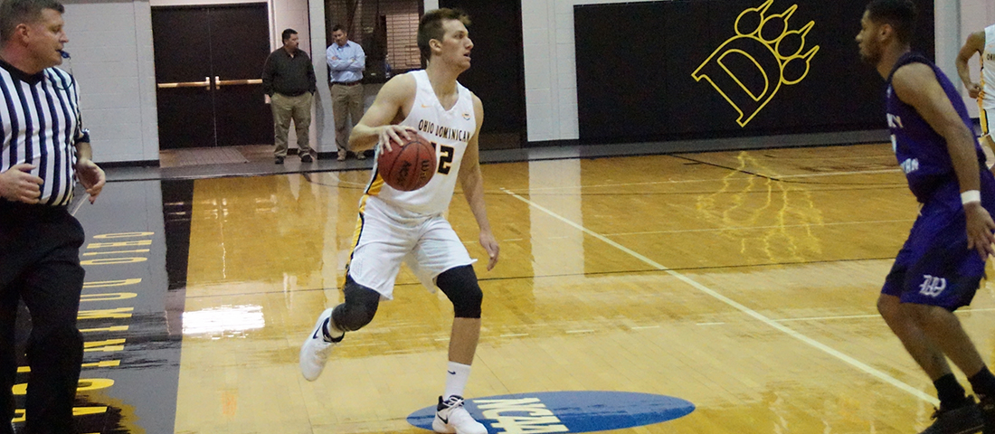 Men's Basketball Returns Home To Host Cedarville Saturday