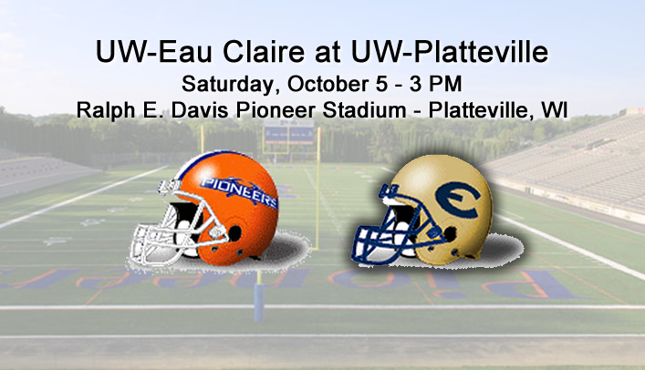 Football Preview: UW-Eau Claire at No. 9 UW-Platteville
