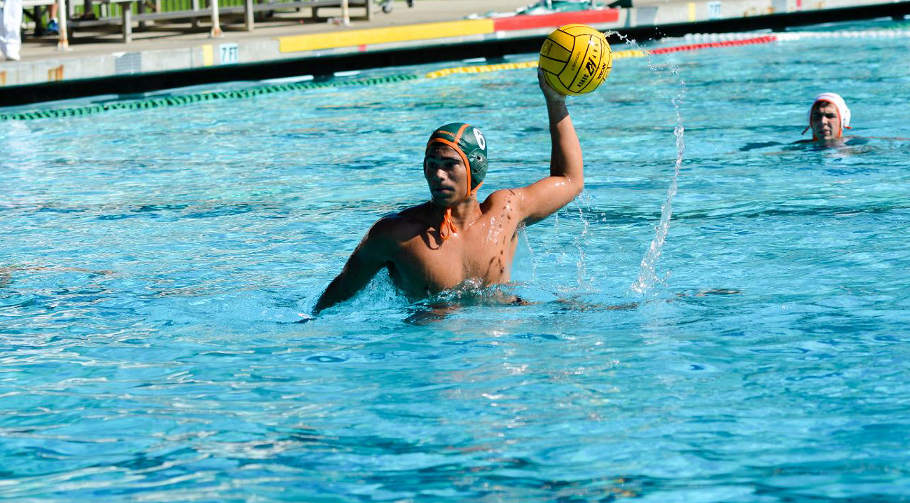 Men's Water Polo falls to Claremont-Mudd-Scripps, 12-6