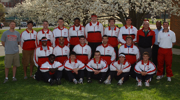 2004 Wittenberg Men's Track and Field