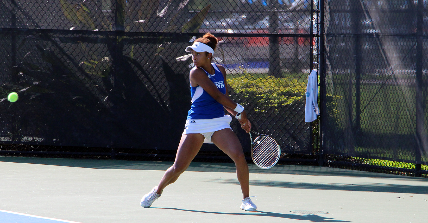 Women's Tennis Concludes 3-0 SSC Weekend