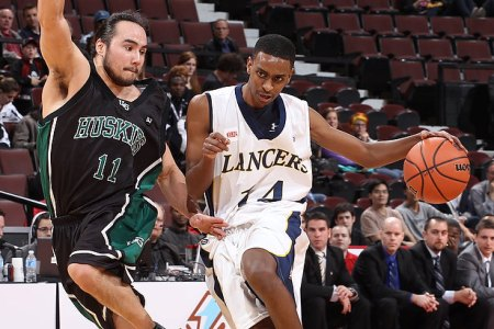 QUARTER-FINAL #3: CIS championship: No. 5 Huskies survive scare, upset Windsor