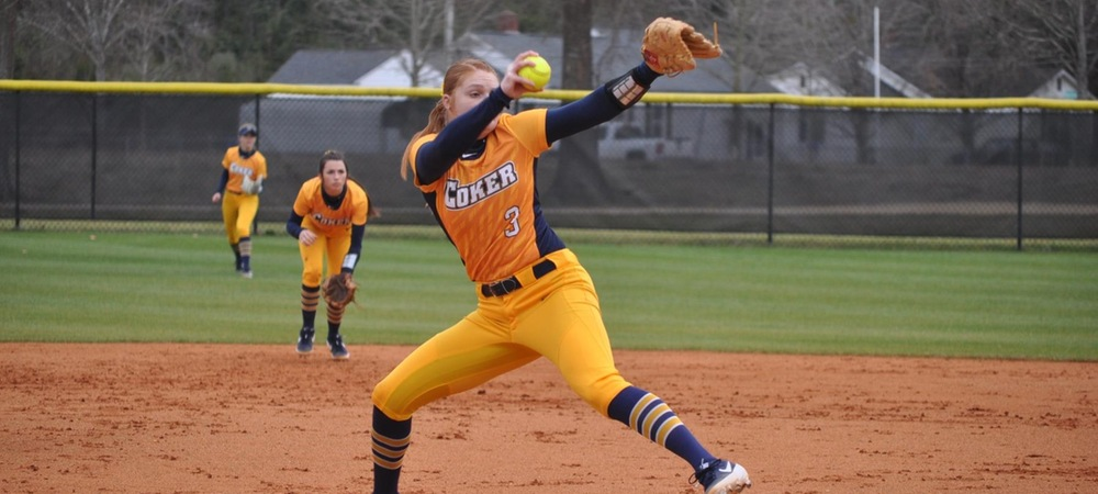 Softball Splits Non-Conference Doubleheader at Lander