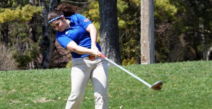 Puch named NACC Women's Golf Student-Athlete of the Week