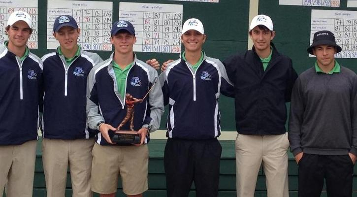 #20 GC Golf Wins Bearcat Classic as Fox and Falkinhoff Finish in Top-Four