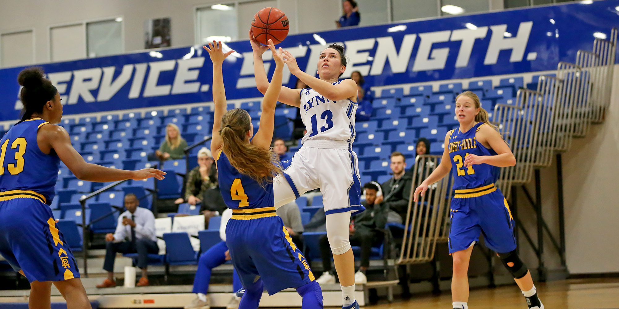 Offense Flounders as Women's Basketball Falls to Saint Leo