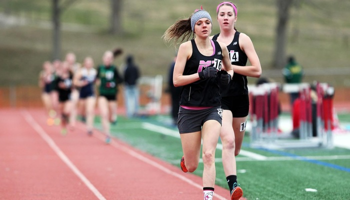 Women's Track & Field competes at All-Ohio Championships