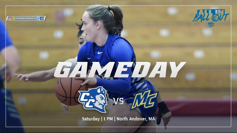 Women's Hoops Take On Merrimack Saturday