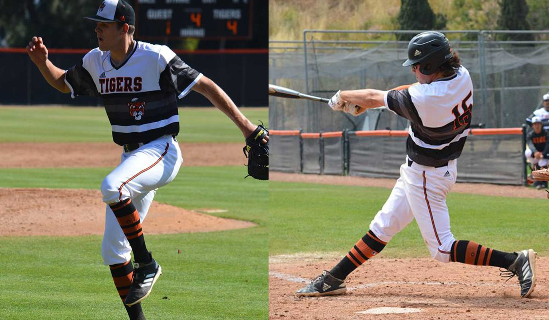 Oxy Loses Pitcher's Duel in SCIAC Playoffs