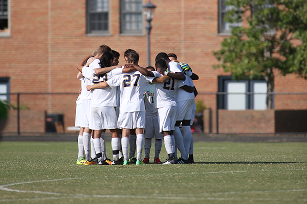 St. Mary's Men's Soccer Edged by Frostburg State