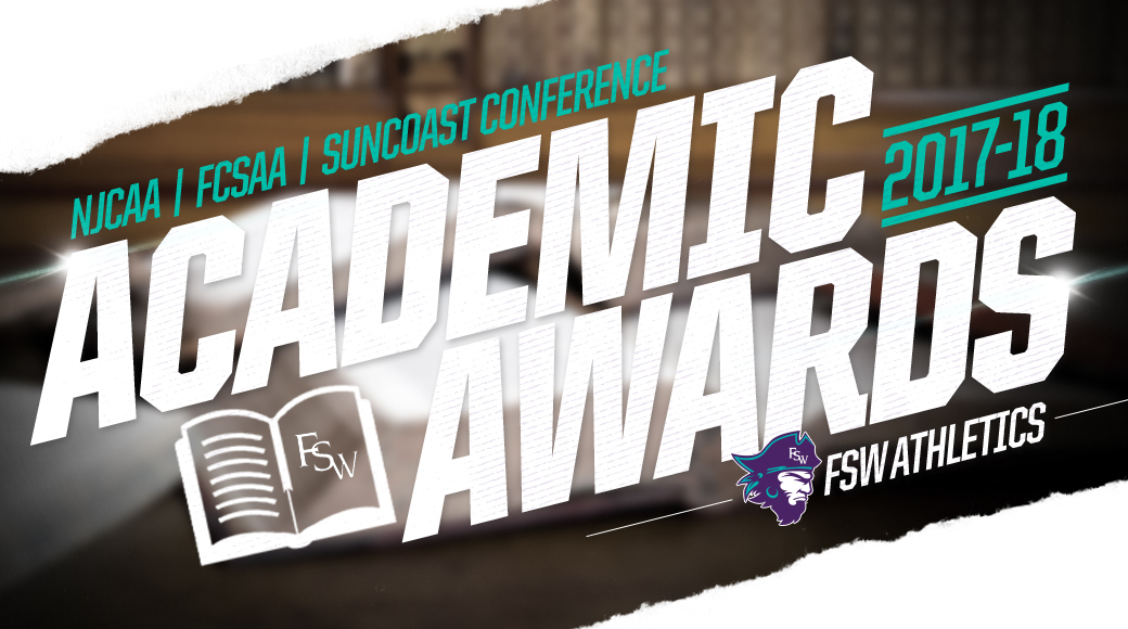 FSW Student-Athletes Earn Academic Awards