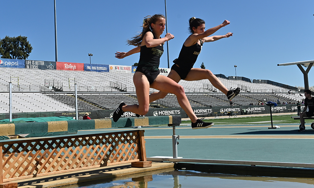 TRACK & FIELD TO COMPETE IN PAIR OF SOUTHERN CAL MEETS THIS WEEKEND