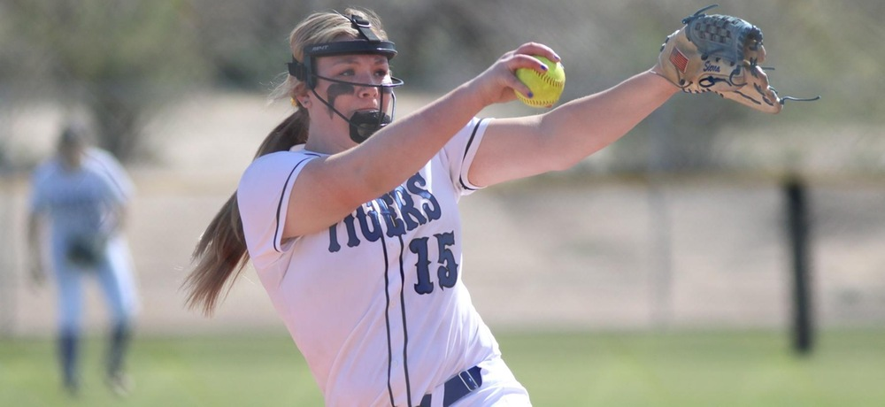 Haage solidifies her place in DWU softball record books