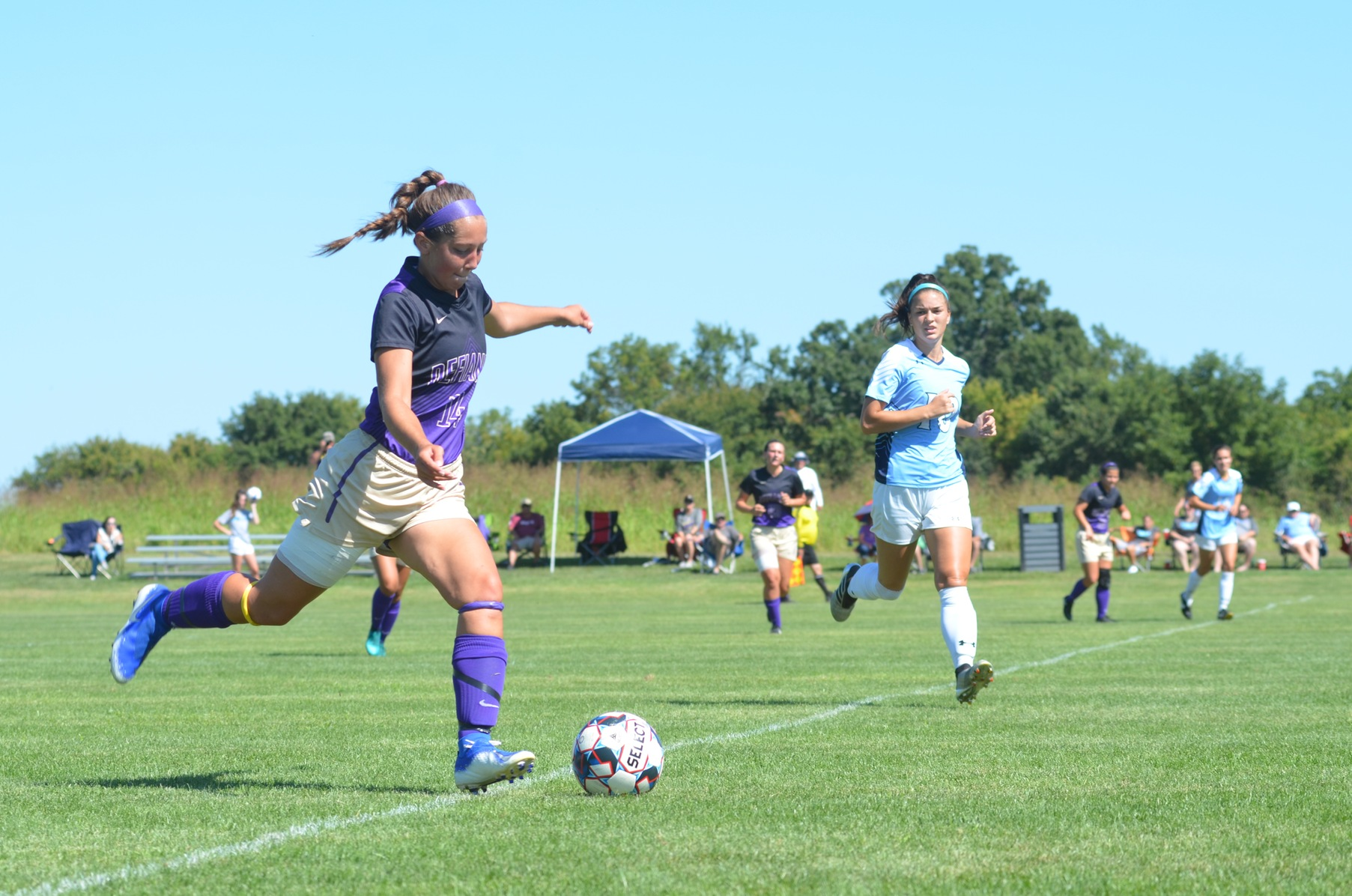 Women's Soccer Dealt Tough Loss at Rose Hulman
