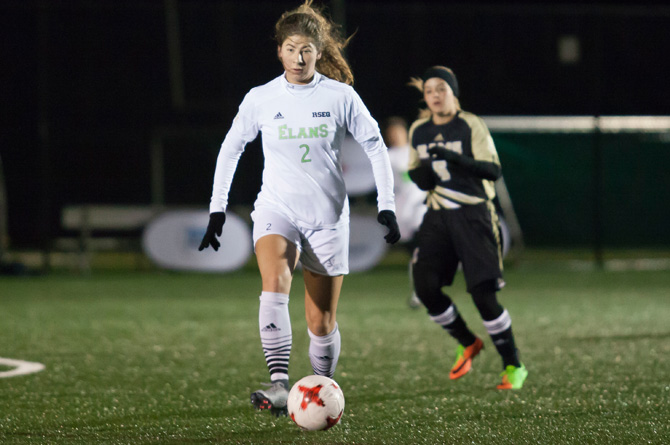 Women's Soccer: Day 1 Recap from Halifax