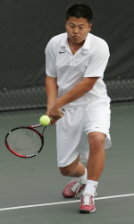 Men's Tennis to Face UCSC in Dual Season Opener