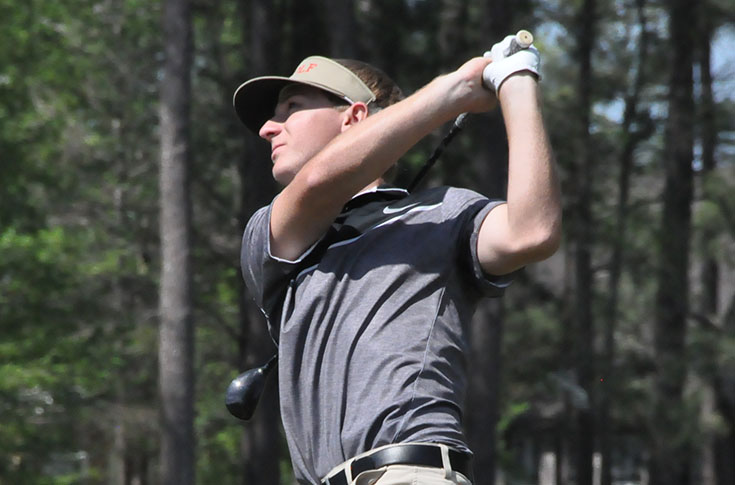 Golf: Panthers seventh after first round of Wynlakes Intercollegiate