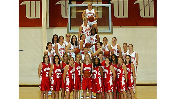 2002-03 Wittenberg Women's Basketball
