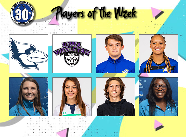 Players of the Week (10/7)