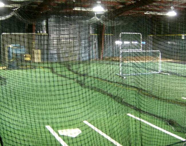 Facilities ranger college for Design indoor baseball facility