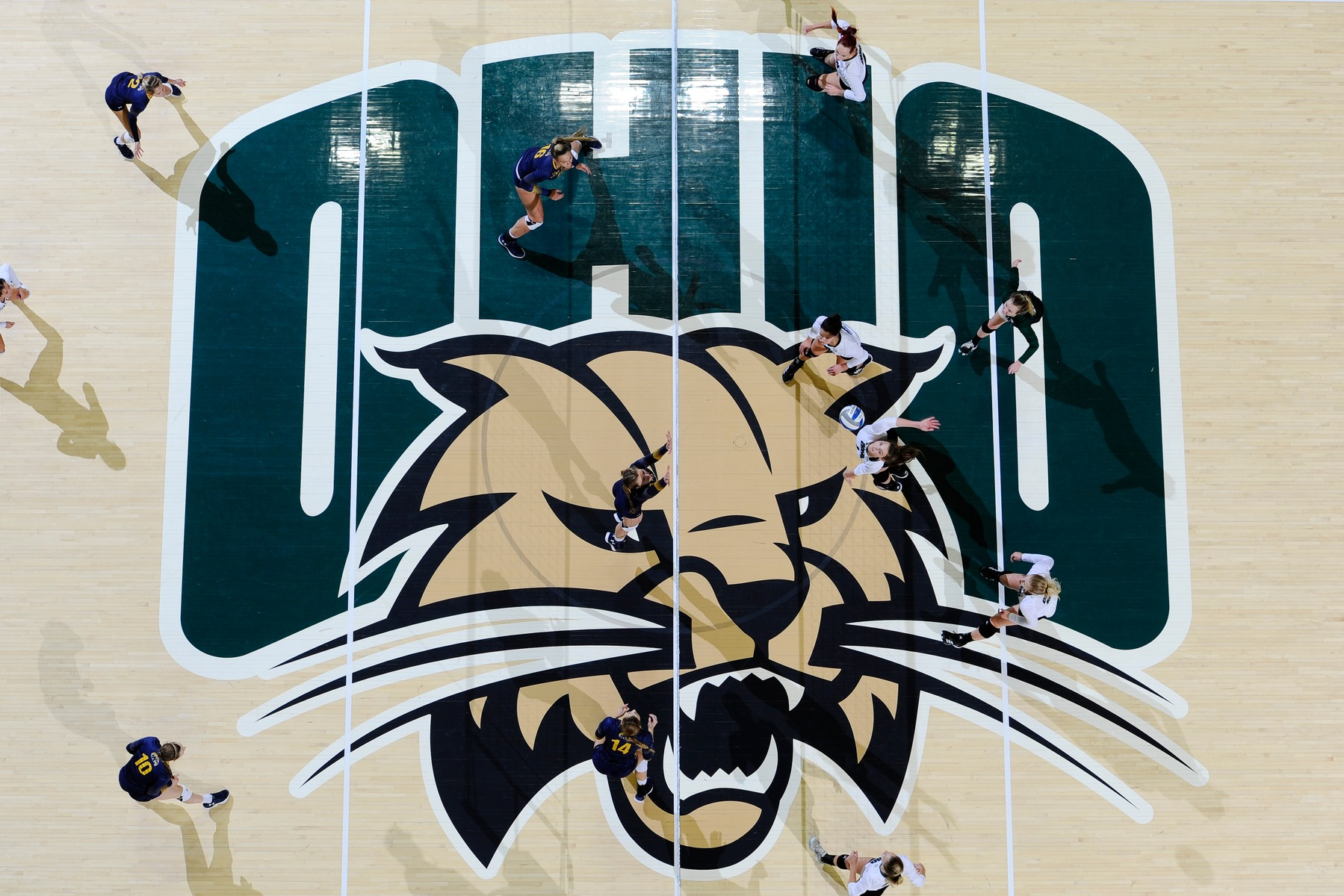 Ohio Volleyball Announces Bobcat Green & White Camp Schedule Change