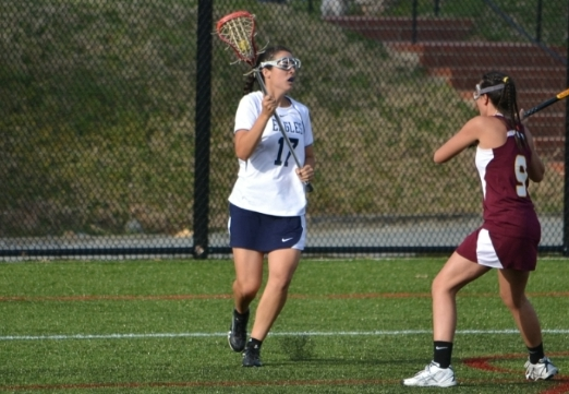 #15 UMW Women's Lax Falls to #2 Salisbury, 17-9