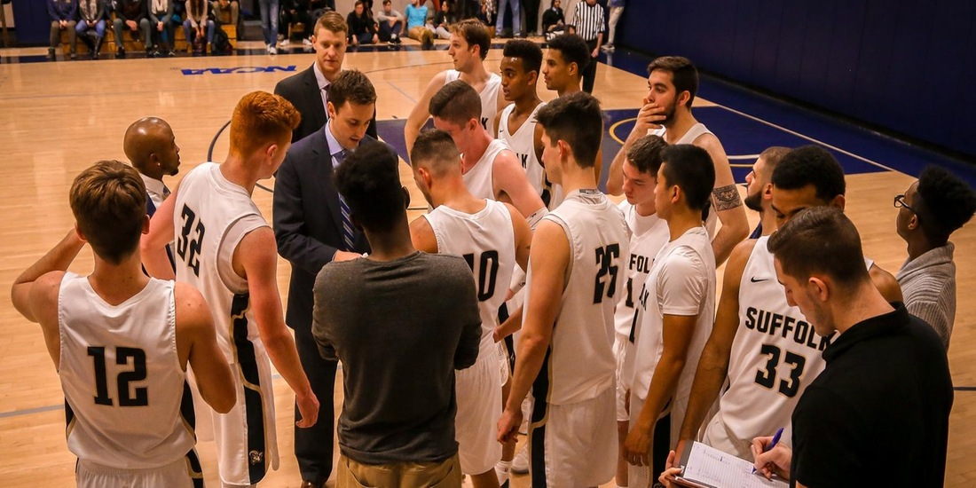 Men's Basketball Closes Home Slate Tuesday vs. Rivier