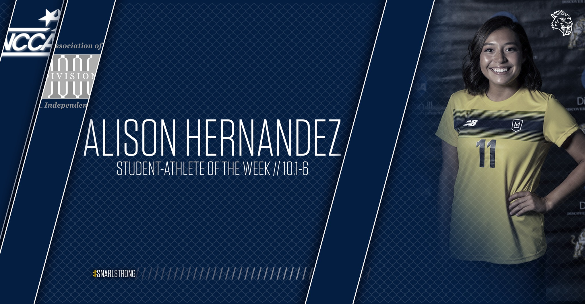 Honors for Hernandez