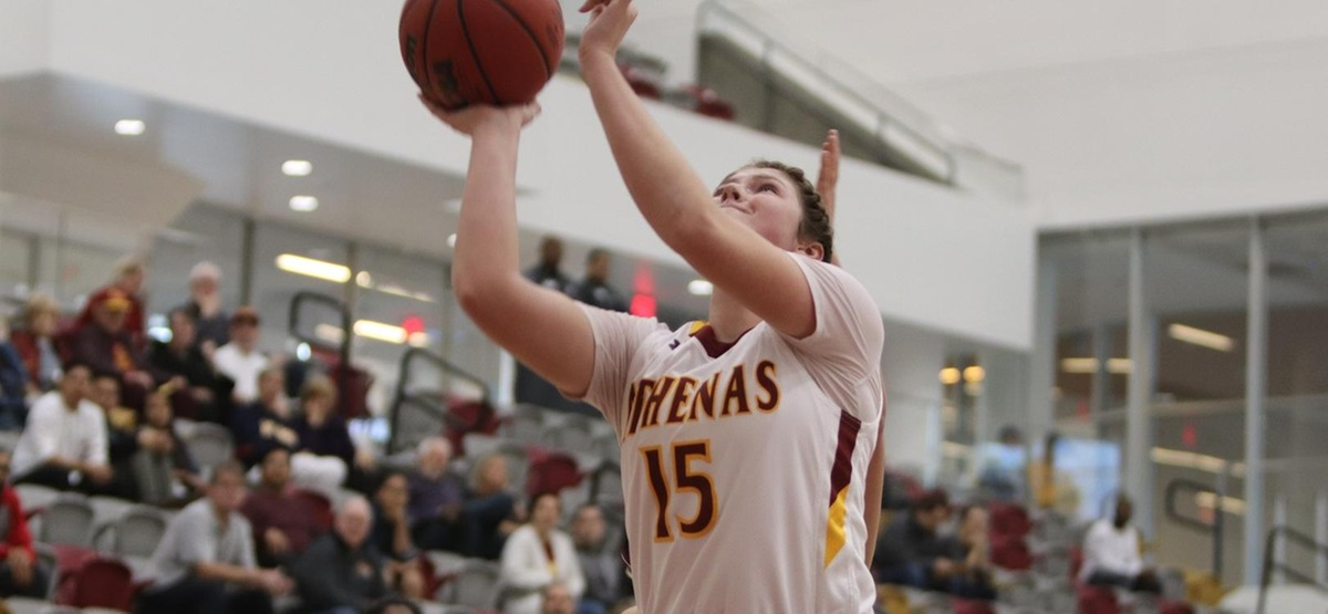 Hot-Shooting First Half Leads CMS Women's Basketball to 83-60 Win over King's College