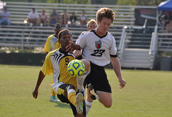 Men's Soccer: Second half goal lifts Panthers past Oakwood 1-0