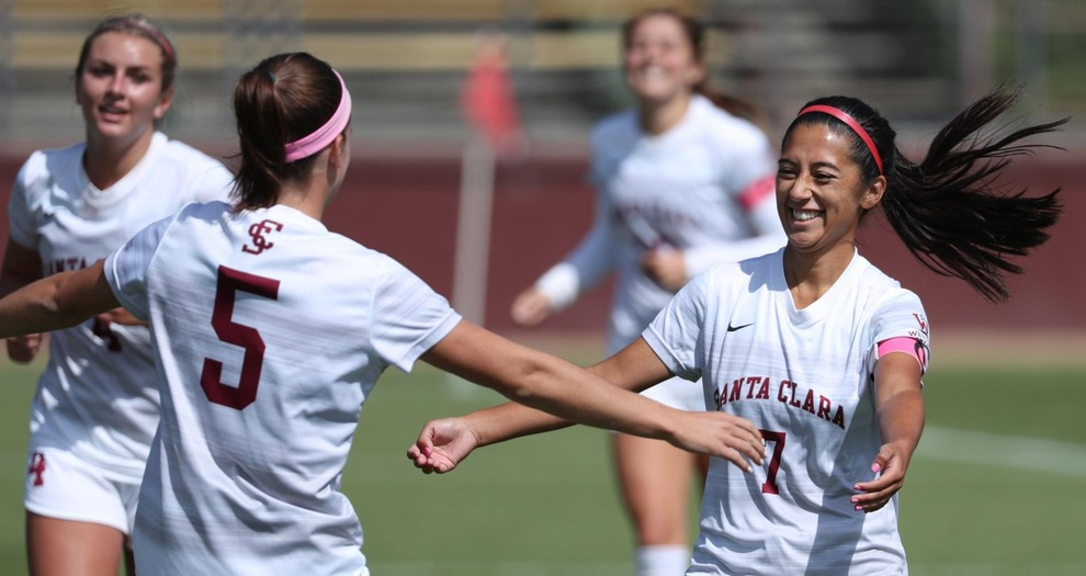 Women's Soccer Ends Nonconference Play With Win Over UC Riverside