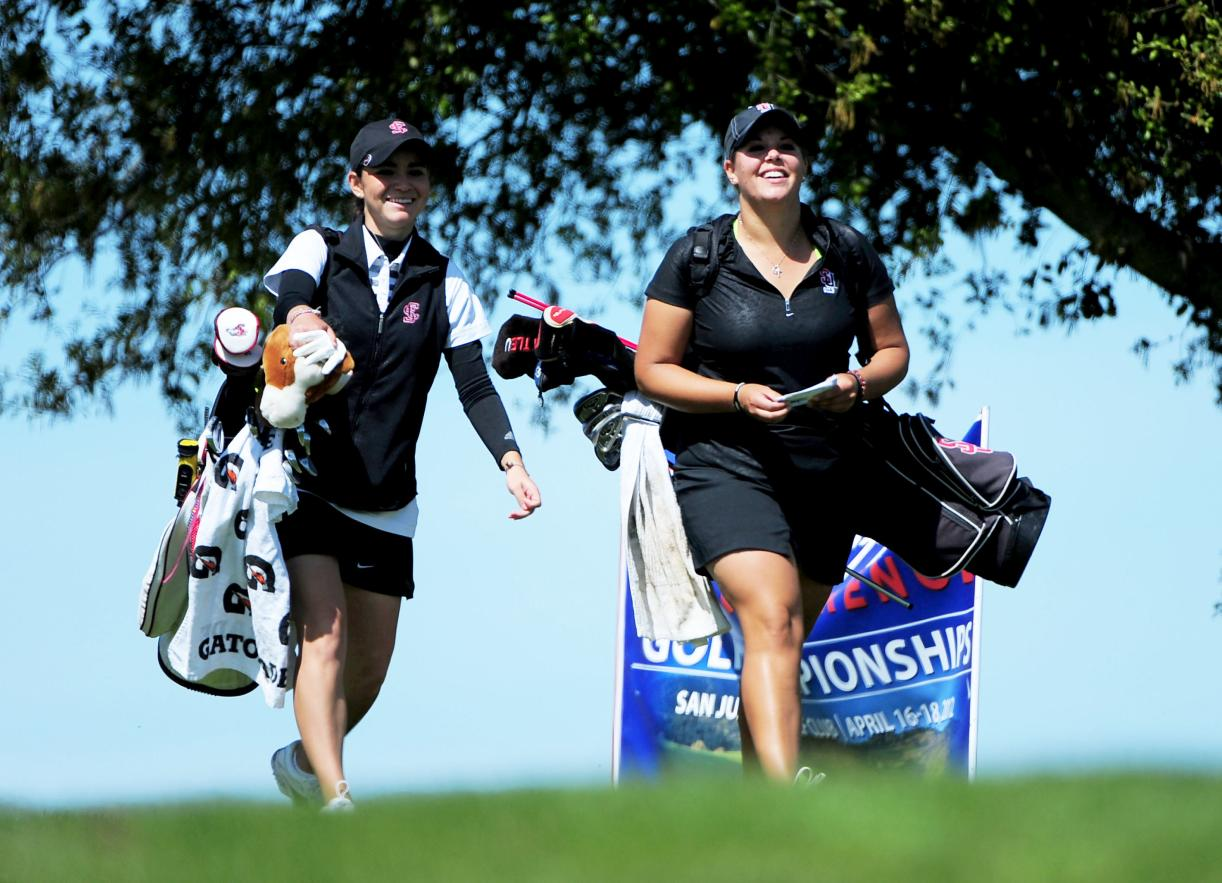 Golf Season Begins Monday for Bronco Women at WSU's Cougar Cup