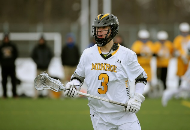 Kallio's record day leads Monroe past Finger Lakes