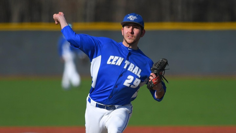 Baseball Picks Up a 4-2 Win at UAlbany Tuesday