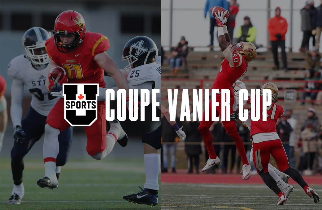 Calgary-Laval rematch headlines 52nd ArcelorMittal Dofasco Vanier Cup
