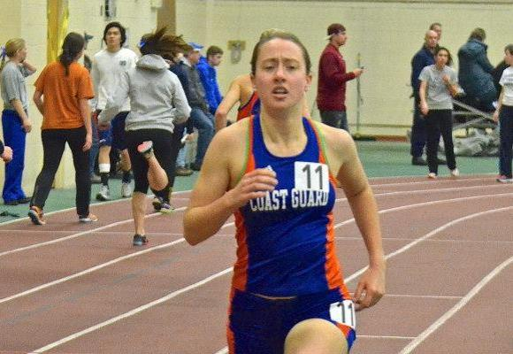 Gollin Breaks School-Record in 3,000 Meters