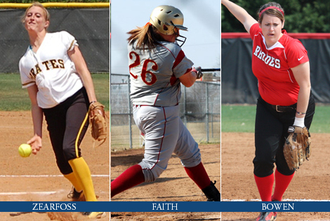 SCAC Announces 2011 All-Conference Softball Team