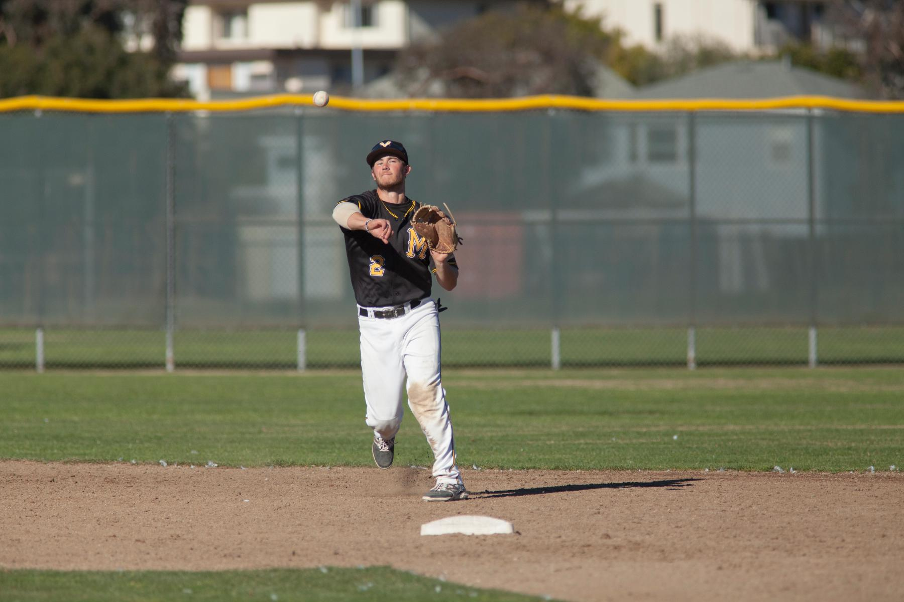 Mariners Endure Tough Day At Folsom Lake, Fall 6-5