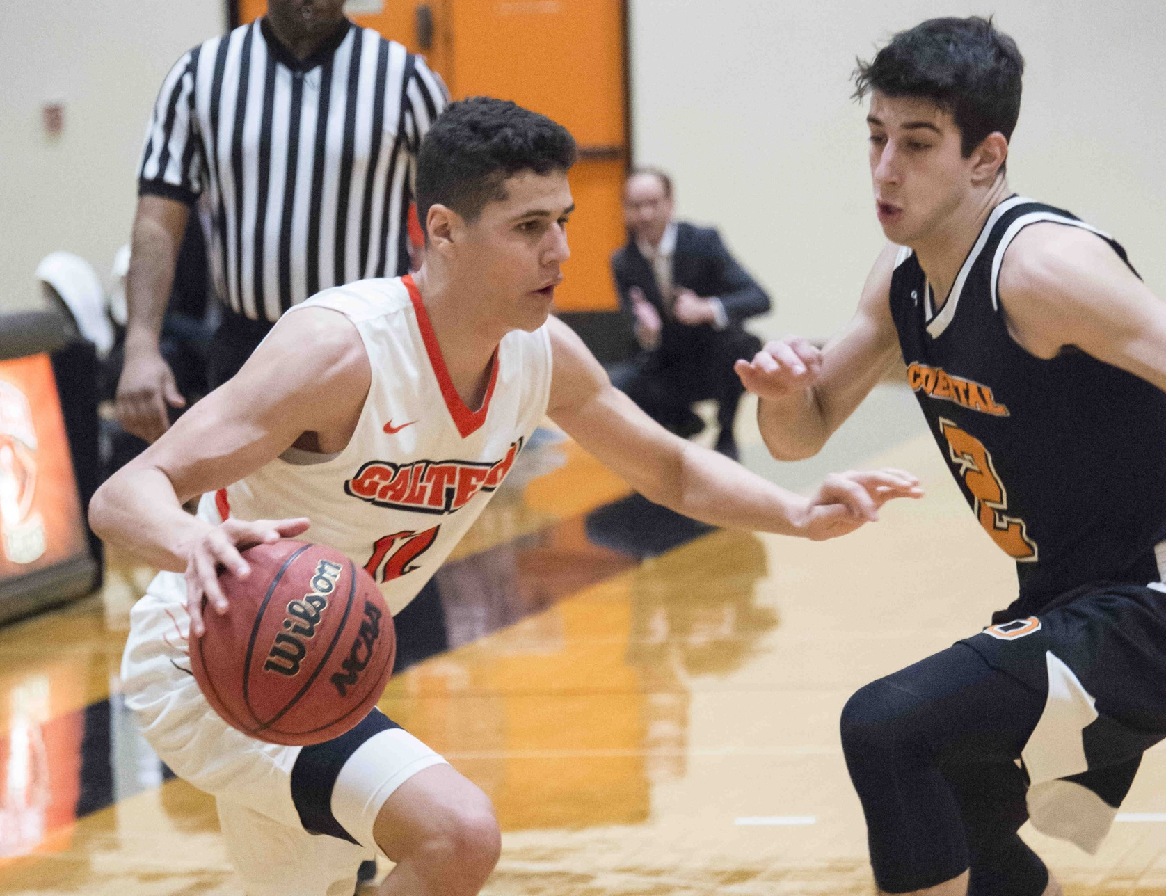 Caltech Holds Unbeaten Oxy to Season-Low Total