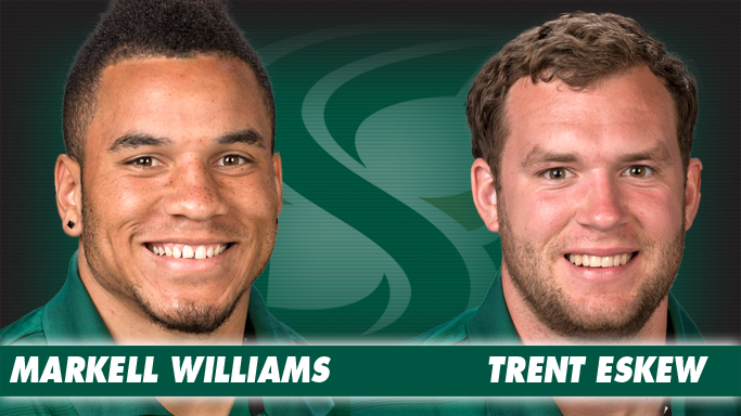 WILLIAMS, ESKEW NAMED TO HAMPSHIRE HONOR SOCIETY